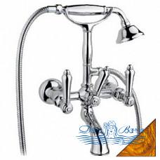 Смеситель Nicolazzi Classica Lusso 1401 GB 78 для ванны и душа