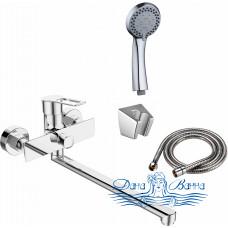 Смеситель Agger Brave А2321100 для ванны с душем