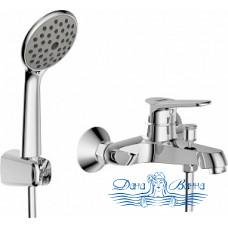 Смеситель Bravat Eco F6111147C-B для ванны с душем