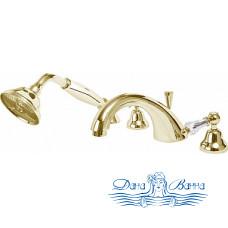 Смеситель Cezares Diamond DIAMOND-BVD-03/24-Sw на борт ванны