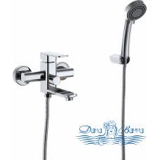 Смеситель D&K Altportel Rhein DA1333201 для ванны с душем