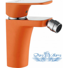 Смеситель D&K Berlin Kunste DA1432213 для биде, оранжевый