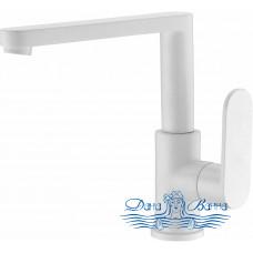 Смеситель Elghansa Platea 5601102-Stone White для кухни