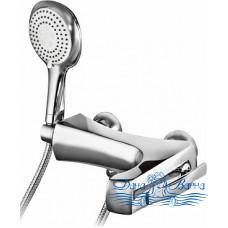 Смеситель Gattoni Icarus 4300CO для ванны с душем