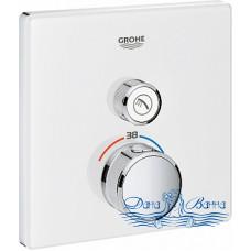 Термостат Grohe Grohtherm SmartControl 29153LS0 для душа, moon white