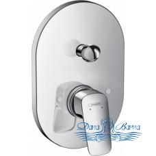 Смеситель Hansgrohe Logis 71406000 для ванны с душем