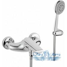 Смеситель Webert Aria AI850101015 хром для ванны с душем