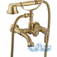 Смеситель Zorg Antic A 200W-BR для ванны с душем