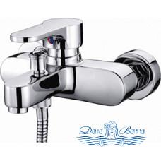 Смеситель Zorg Sanitary ZR 114 W для ванны с душем