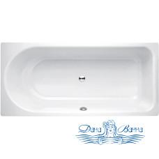 Стальная ванна Bette Ocean 8855 перелив спереди 170х75