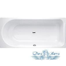 Стальная ванна Bette Ocean 8857 PLUS, AR перелив спереди 180х80