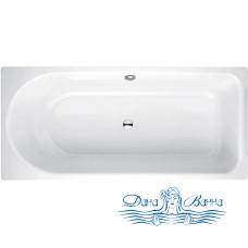 Стальная ванна Bette Ocean 8854 PLUS перелив сзади 170х75