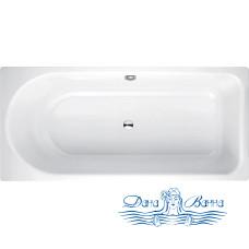 Стальная ванна Bette Ocean 8854 перелив сзади 170х75