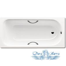 Стальная ванна Kaldewei Advantage Saniform Plus Star 336 с покрытием Anti-Slip 170х75