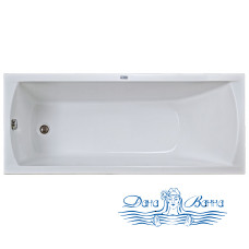 Акриловая ванна 1MarKa Modern 130x70