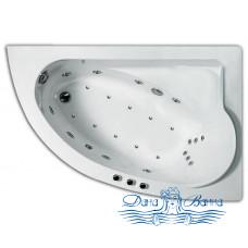 Акриловая ванна Aessel Луара R 150х100