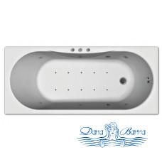 Акриловая ванна Aessel Неман 170х75
