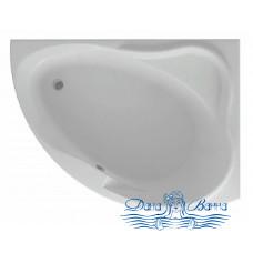 Акриловая ванна АКВАТЕК Альтаир 158х110 R