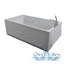 Акриловая ванна Aqvatika АКСИОМА 175х95