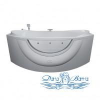 Акриловая ванна Aqvatika АКВАРАМА 200х130