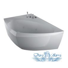 Акриловая ванна Aqvatika АЛЬПИНА 170х110