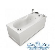 Акриловая ванна Aqvatika ЛИРА 160х70