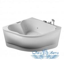 Акриловая ванна Aqvatika МАТРИЦА 155х155