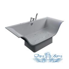 Акриловая ванна Aqvatika ПЛАЗМА 190