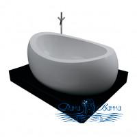 Акриловая ванна Aqvatika САБЗЕРО 207х160