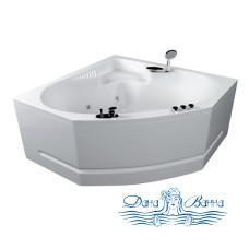 Акриловая ванна Aqvatika СЕРЕНА 140х140