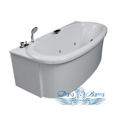 Акриловая ванна Aqvatika СКУЛЬПТУРА 190х90
