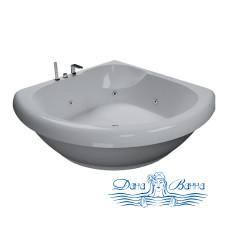 Акриловая ванна Aqvatika ТЕМА 140х140