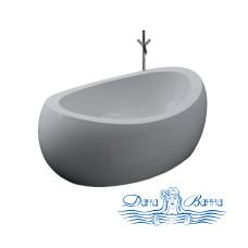 Акриловая ванна Aqvatika ЗЕРО 207х140