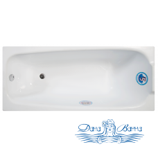 Акриловая ванна Арго Ода 170x70 на каркасе