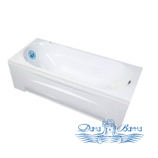 Акриловая ванна Арго Ритм 160х75