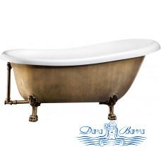 Акриловая ванна BelBagno BB04-BRN (170х80)