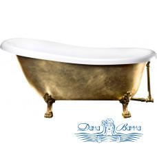 Акриловая ванна BelBagno BB04-ORO (170х80)