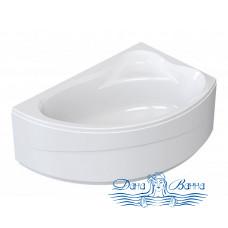 Акриловая ванна Cezares TEBE 150x100 R
