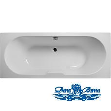 Акриловая ванна Eurolux Сибарис 170х70