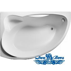 Акриловая ванна Eurolux Вавилон 170х120 левая