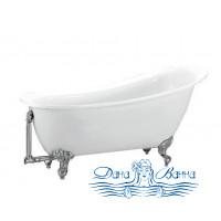 Акриловая ванна Favenitia Loretta 170x76