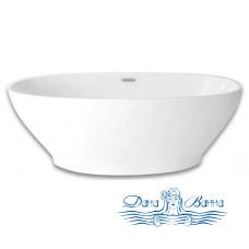 Акриловая ванна Abber AB9207 165х80