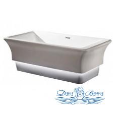 Акриловая ванна Abber AB9221 170х85