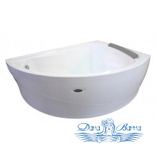 Акриловая ванна RADOMIR Альбена 168х120