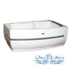 Акриловая ванна RADOMIR Аризона 170х100