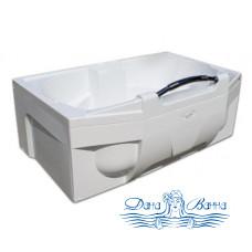 Акриловая ванна RADOMIR Конкорд 180х120