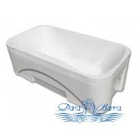 Акриловая ванна RADOMIR Лион 200х110