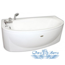 Акриловая ванна RADOMIR Неаполи 180х85