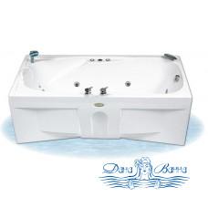 Акриловая ванна RADOMIR Парма 180х85