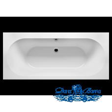 Акриловая ванна RIHO Carolina 180x80 без гидромассажа